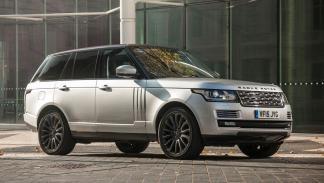 Los SUV más caros: Range Rover Autobiography (I)