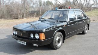 Tatra ex-KGB, a subasta (II)