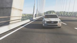 Teaser Volvo S40