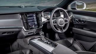 Todos los detalles del Volvo V90 R-Design