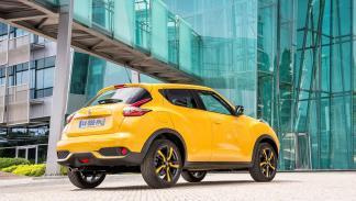 Todos los rivales del Dacia Duster 2017 - Nissan Juke