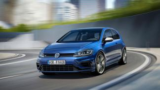 Volkswagen Golf R 2017 compacto deportivo