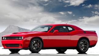 Así es el Dodge Challenger SRT Hellcat