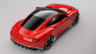 Aston Martin Vanquish S Red Arrow