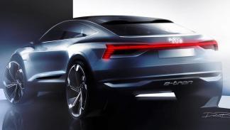 Audi e-Tron Sportback Crossover Concept (II)