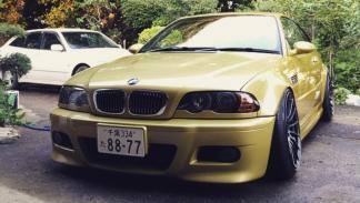 BMW M3 tuning japón