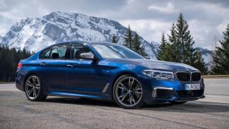 BMW M550i xDrive Serie 5 M Performance