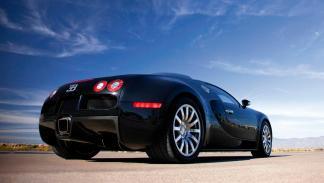 Bugatti Veyron comprar negro