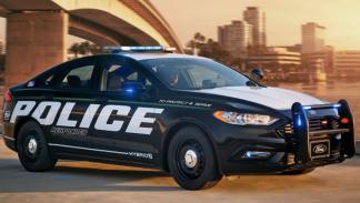 Coche de Policía de Ford (II)
