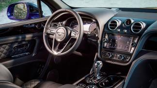 Coches con el mejor interior 2017: Bentley Bentayga