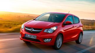 Coches nuevos por 12.000 euros: Opel Karl (I)