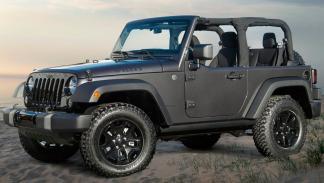 Coches para tener un hijo: Jeep Wrangler (I)