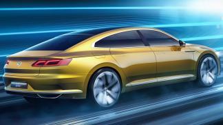 Los detalles desconocidos del Volkswagen Arteon - Se ha desarrollado en sólo dos años