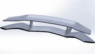 DMC Tecno Lamborghini Aventador S alerón