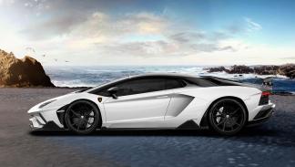 DMC Tecno Lamborghini Aventador S preparaciones