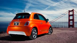 Fiat 500e coches usa