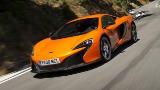 Historia McLaren Super Series superdeportivo 650s 675lt 12c mp4