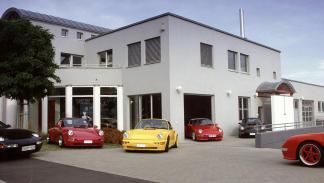 La historia de Techart - En 1992 estrenan nuevas instalaciones