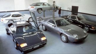 La historia de Techart - Se fundó en 1987
