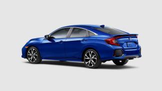 Honda Civic SI sedan coupe eeuu