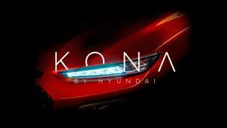 Hyundai Kona suv compacto teaser