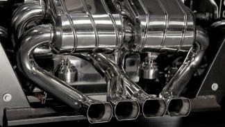 Lamborghini Aventador S Wheelsandmore escape