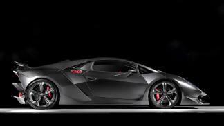 Lamborghini Sesto Elemento - Su peso era realmente ridículo: sólo 999 kg