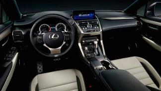 Lexus NX 2017 suv lujo mediano