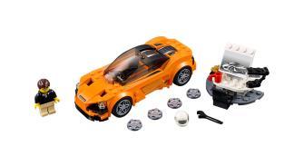 McLaren 720S de Lego (II)