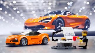 McLaren 720S de Lego (III)