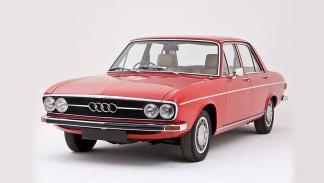 Los mejores Audi de la Historia - Audi 100