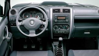 Los mejores todoterrenos 2017 - Suzuki Jimny