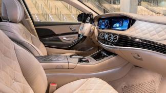 Mercedes-Maybach S560 lujo lujoso