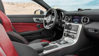 Mercedes SLC 2017 (III)