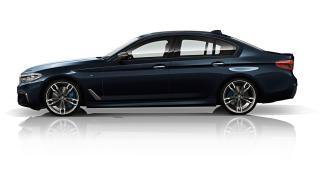 Nuevo BMW M5 xDrive (III)