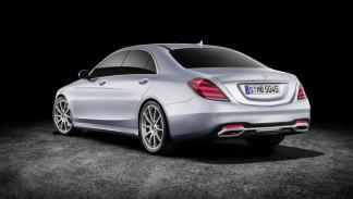 Nuevo Mercedes Clase S 2017 (II)