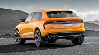 Nuevos SUV de Audi: Audi Q8 Sport Concept (II)