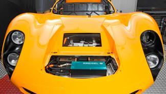 Porsche 910 eléctrico (III)