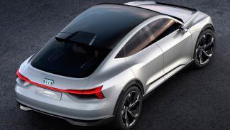 Salón de Shanghái: Audi e-Tron Sportback Concept