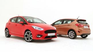 Utilitarios 2017: Ford Fiesta (I)
