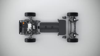 Volvo XC90 eléctrico (II)