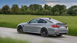 BMW M4 CS Lime Rock grey gris 2017 nuevo deportivo