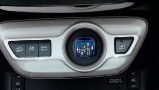 Caja de cambios CVT Toyota Prius hibrido