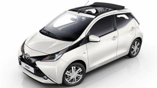 Las claves del Toyota Aygo - Puedes descapotarlo