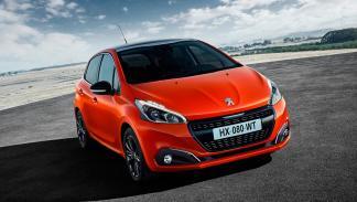 Coches mejores con motor diésel: Peugeot 208 (I)