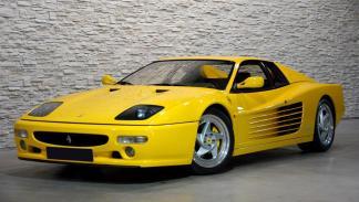 Coches con motor bóxer: Ferrari Testarossa (II)