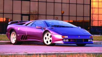 Las ediciones más especiales del Lamborghini Diablo - Diablo SE30 (1994)