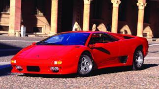 Las ediciones más especiales del Lamborghini Diablo - Diablo VT (1993)