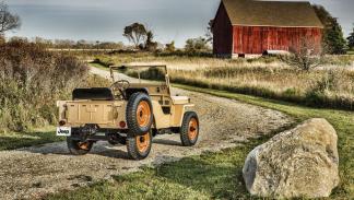 Jeep CJ-2A (1945-49)