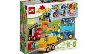 Los mejores coches de Lego por menos de 100 euros - Mis primeros vehículos